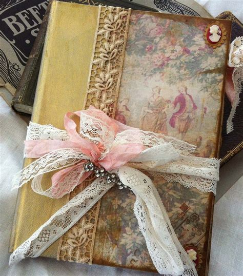 Handmade Wedding Book - wedding guest book design custom on luulla