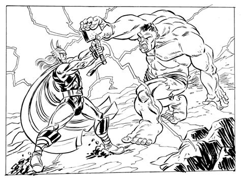 avengers coloring pages thor get this avengers coloring pages thor and hulk 67381