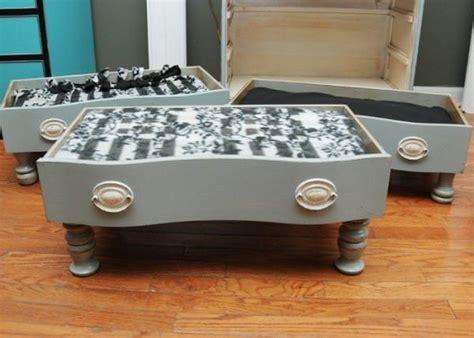 Repurpose Dresser Drawers by Genius Ways To Repurpose Dresser Drawers The Owner