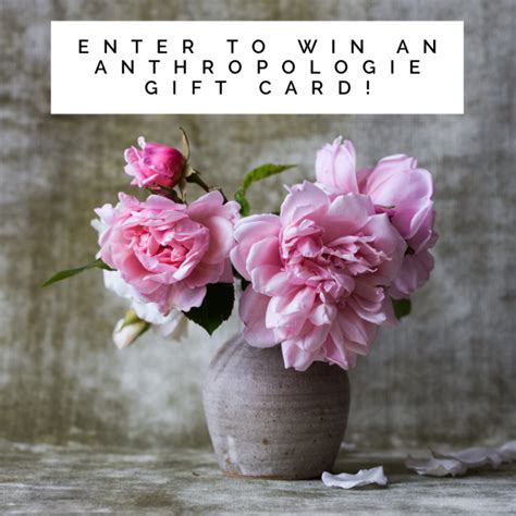 Where To Buy Anthropologie Gift Card - 100 anthropologie gift card giveaway ends 8 29 mommies with cents