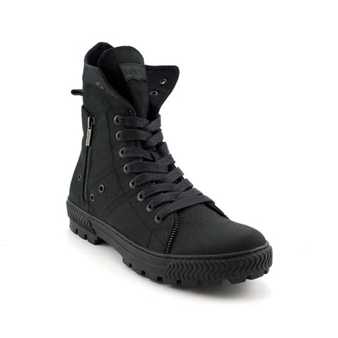 mens levis boots mens levi s ct boot black shoes
