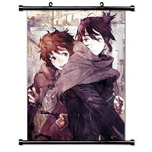 Poster Anime 4 30x40cm no 6 anime fabric wall scroll poster 16x23 inches wp no 6 45 posters prints