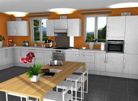 homebyme teaser 3d home design software orange kitchen kitchen rendering with free home design software kitchen design ideas http