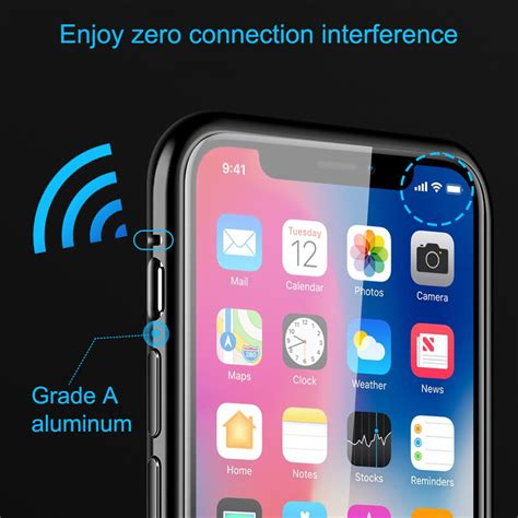 floveme magnetic metal for apple iphone xr xs max tempered glass luxury mobile phone