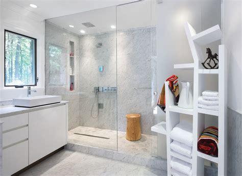 Country Home Chic   Contemporary   Bathroom   dc metro