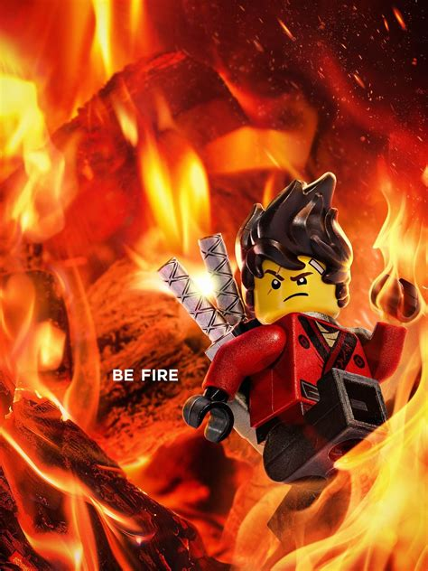 ninjago film ninjago movie character posters encourage you to be ninja