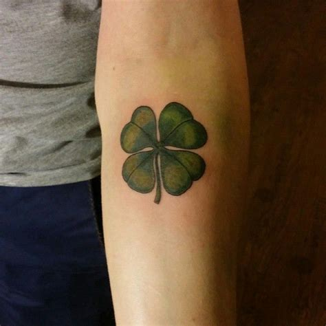 four leaf clover tattoo meaning 138 best things to wear images on ideas