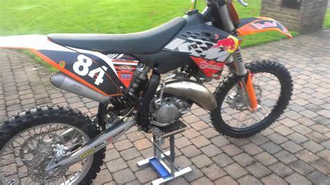 Ktm Sxf 125 Ktm Sx 125 2010