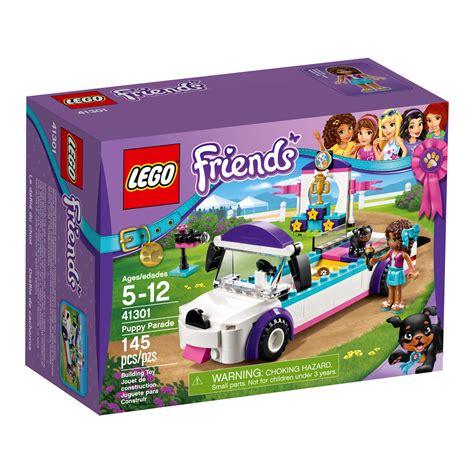 amazon toys amazon com lego friends puppy parade 41301 popular kids