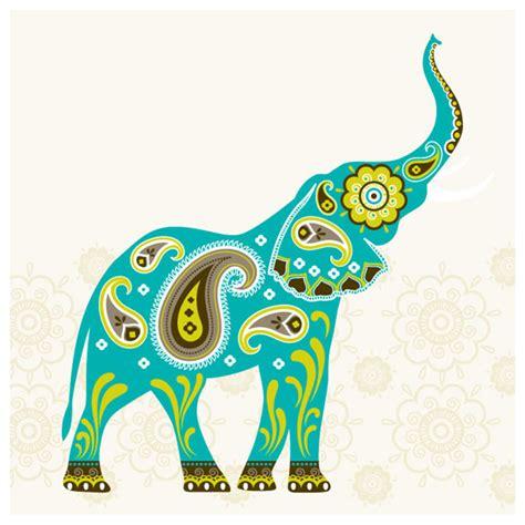 elephant tattoo paisley elephant with paisley designs paisley elephant