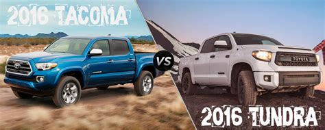 toyota tacoma vs tundra toyota diesel truck in grand junction co