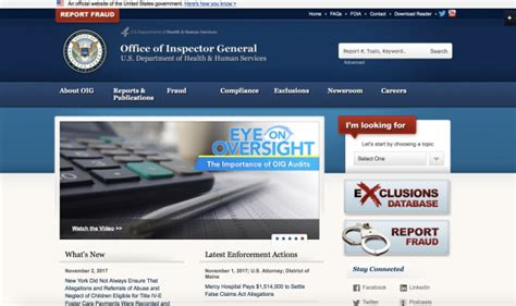 hud oig homepage office of inspector general the department of interior s office of inspector general