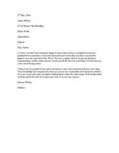 Business Letter Template Congratulations New Position graduation congratulations letter example of a