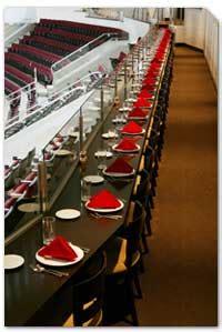 Restaurants Near Toyota Center Ledge Dining Houston Toyota Center
