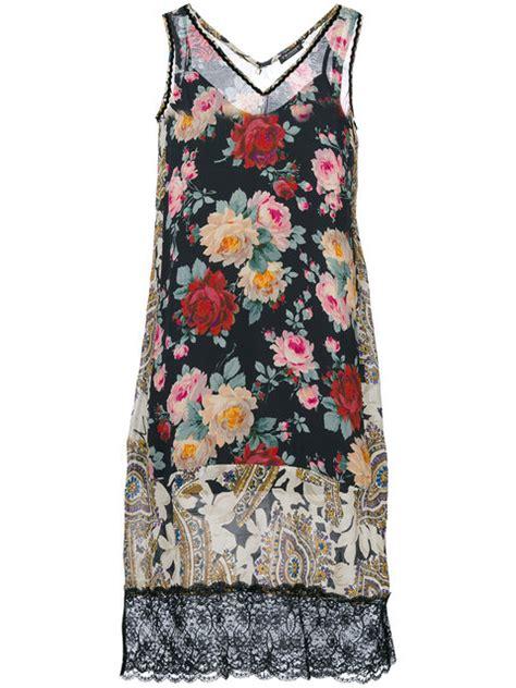 Set Miumiu Kid Za set roses print midi dress 271 buy aw17