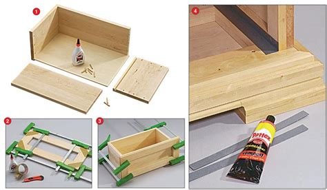 costruire un cassetto come costruire un orologio a pendolo fai da te