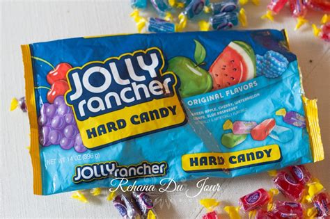 Jolly Rancher Grape Strawberry Blue Raspberry Apple can we make lollipops rehana du jour