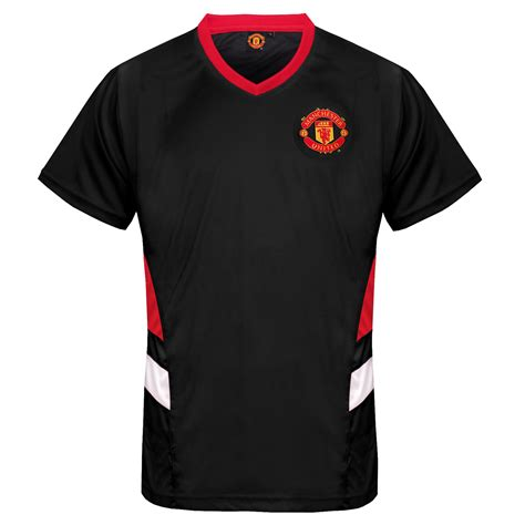 T Shirt Aoe 22 Bv manchester united football club official soccer gift mens poly kit t shirt ebay