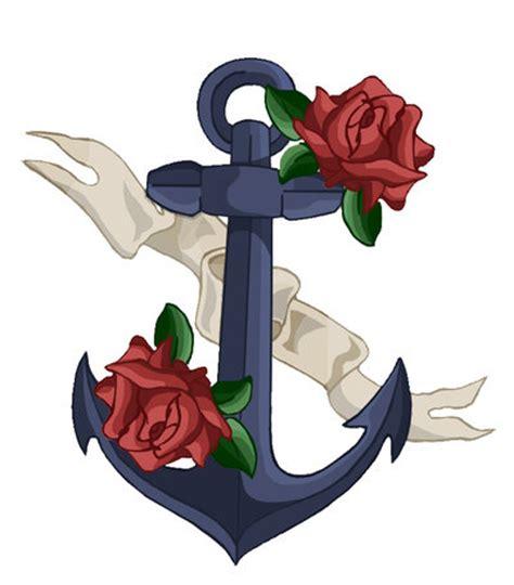 sailor anchor tattoo design by riotgirl24 on deviantart