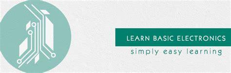tutorialspoint digital electronics pdf basic electronics tutorial
