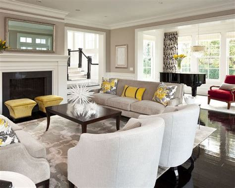gray and yellow living room decor grey yellow great combo living room shannon s house