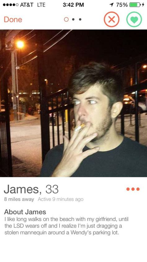 tinder biography ideas 23 people who made their tinder profiles amazing smosh