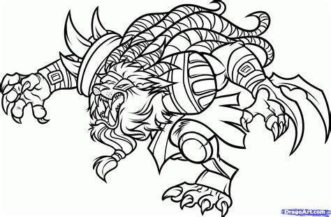 coloring pages monster legends monster legend colouring pages