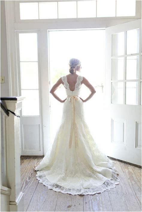 Brautkleider Chagner Spitze by Megan Joe Bridal Portraits And Lace Wedding Dresses