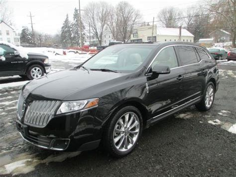 automobile air conditioning repair 2012 lincoln mkt navigation system purchase used 2012 lincoln mkt 3 5l with ecoboost awd with navigation in freehold new jersey