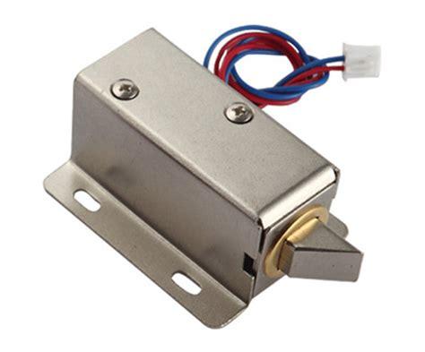 Electric Door Lock by Aliexpress Buy Mini Electric Bolt Lock Dc12v Small