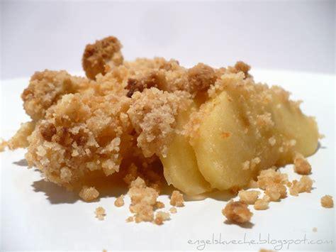 Apple Crumble apple crumble rezepte suchen