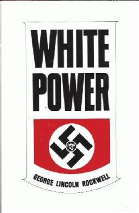 white power by george lincoln rockwell reviews