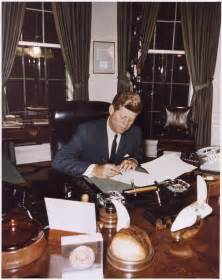 kennedy oval office file signing cuba quarantine proclamation president