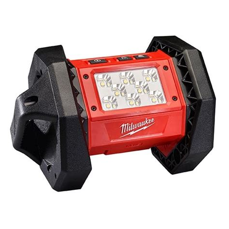 milwaukee m18 led work light review milwaukee m12 m18 cordless led lights tool