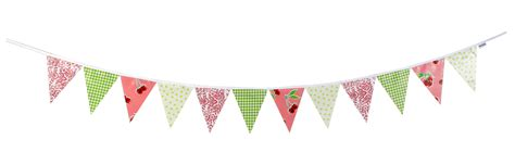 Pink and Lime Bunting   Me Too Please