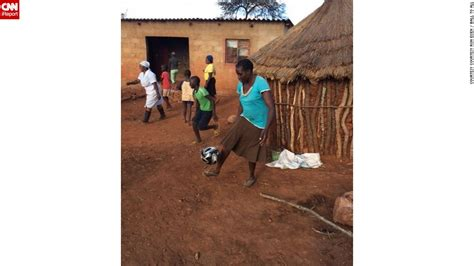 mad womens of zimbabweans a love affair with soccer in pictures cnn