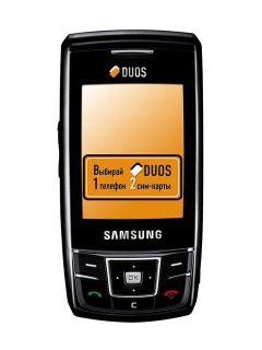 Hp Samsung Duos B310e samsung d880 duos