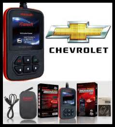 chevrolet diagnostic scanner tool airbag abs check engine