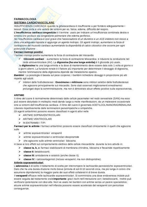 appunti medicina interna medicina interna appunti di infermieristica clinica