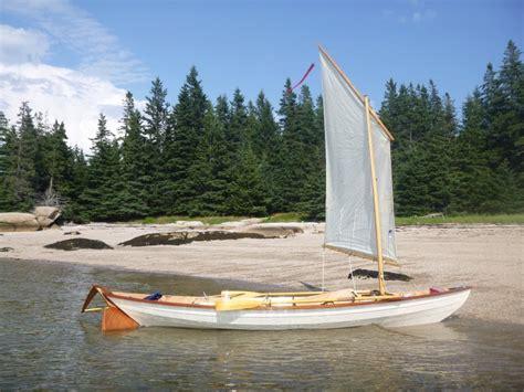 clc boats sails clc northeaster dory woodenboat magazine