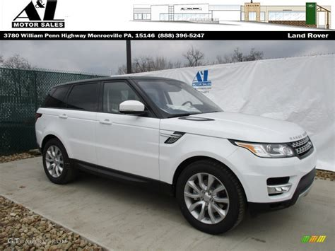 white land rover 2017 2016 fuji white land rover range rover sport hse