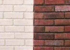 Painting Faux Brick - how to paint over brick fireplace brick anew blog