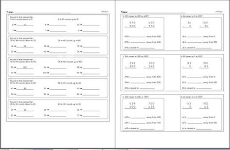 Free Fifth Grade Pdf Math Worksheets Edhelper Com