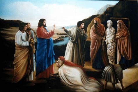 imagenes de jesus llorando por lazaro formaci 243 n humana para realizarnos como personas p 225 gina 2