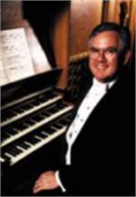 David Christie Professor Of Organ Poe Advanced Faculty