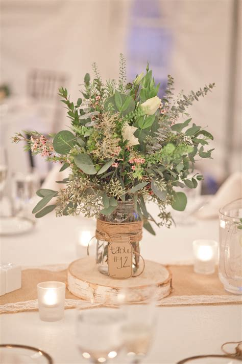 wedding table flower centerpieces uk fall new farm wedding rustic wedding chic
