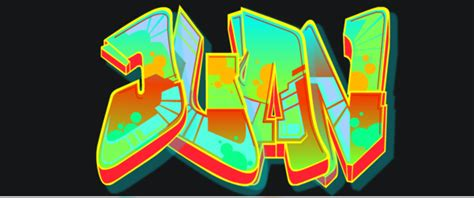 imagenes que digan juan letras graffitis juan