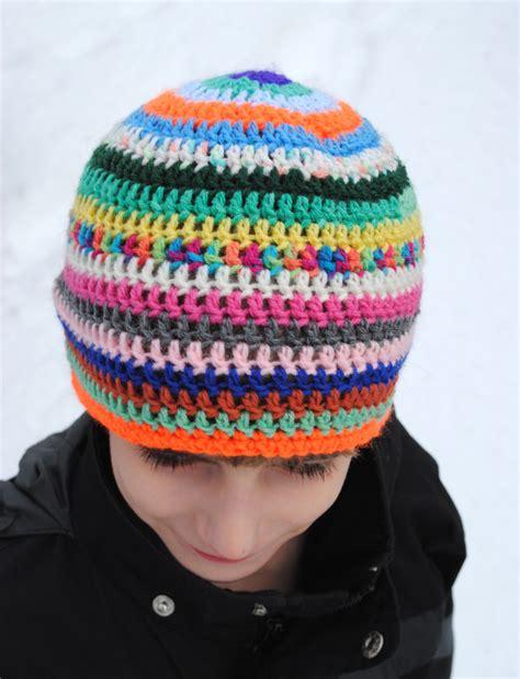 free pattern easy crochet hat easy charity crochet beanie hat free pattern ecozee news