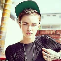 ruby before after haircuts ruby rose models fianc 233 phoebe dahl s clothing range in