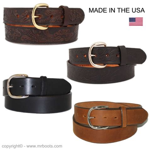 belts made in the usa